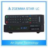 低価格Enigma2のLinux OS DVB-CのサテライトレシーバのZgemma星LC