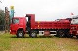 Zware Vrachtwagen 380 van Sinotruck HOWO de Vrachtwagen van de Stortplaats van de Paardekracht 6*4