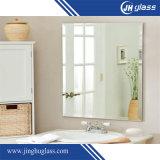 5mm double en aluminium à revêtement décoratif miroir miroir pour salle de bains