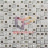 Mezcla de cerámica de vidrio, con marco de plástico y mosaico de mármol (CSR092)