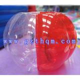 팽창식 풀 충격 풍부한 Ball/1.5m 축구 팽창식 범퍼 Balls/TPU 인간적인 치수가 재진 햄스터 공