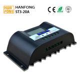 高品質の太陽電池パネルの充満コントローラ12V/24V 20A (ST3-20)