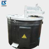 Smeltende Oven van het Aluminium van de Prijs van de Fabriek van de hoge Efficiency de Elektromagnetische