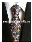 Nouvelle cravate en polie Paisley