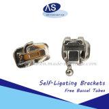 Como Orto de ortodoncia pasiva auto ligar soportes/Orto llaves de metal