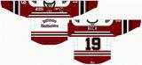 Настраиваемые Онтарио хоккейной лиги веранда Storm 2000-2011 альтернативных Хоккей футболках NIKEID