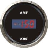 """2 """" 52mm Digital Ammeter Ampere Gauge +/-150A con Backlight"""