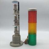 1LED las capas de Torre de Luz de advertencia de la luz de advertencia con zumbador Piloto Indicador LED, LUZ DE EMERGENCIA