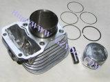Carico 2000 del titano di Yog 2002 indicatori luminosi posteriori completi del mozzo del cilindro del motore del titano 1999 Titan99 oggi Cg125 Cg150 dei pezzi di ricambio del motociclo che iniziano la leva del cambio della leva