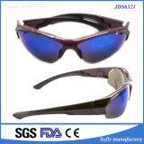 Qualitäts-breite Rahmen PC Objektiv-Mann-Sport-Motorradfahren-Schutzbrille