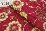 La plupart de sofa populaire de tissu de jacquard de Chenille en Afrique particulièrement