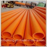 Mpp/HDPE de Beschermende Plastic Koker van de Bescherming van de Pijp van de Kabel met Uitstekende kwaliteit
