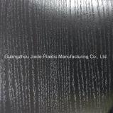 Film PVC de couleur noir dans la conception gaufré