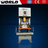 Machine excentrique de presse de pouvoir de bâti de C