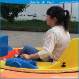 Coche de parachoques circular de alta calidad con control remoto + MP3 para niños y adultos