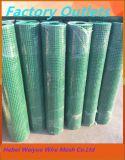 建築材料のためのPVCによって塗られる溶接された金網