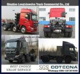Beiben Northbenz 6X4 336HP Traktor-LKW
