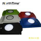 Garten-Licht 6W des LED-Sonnenenergie-Bewegungs-Fühler-LED