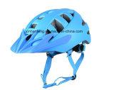 Bicicletta luminosa della città di colore che corre casco per l'adulto (VHM-046)