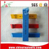 Morceaux d'outil inclinés par carbure de qualité (DIN4971-ISO1)
