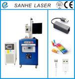 Машина маркировки лазера для раковины заряжателя SGS ISO Ce iPhone (UV)