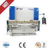 NC 전기 유압 동기화 강철 플레이트 수압기 브레이크 기계 Wc67k