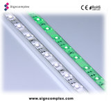 IP65 3528 SMD LED Rigid Strip com CE RoHS