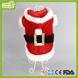 Produits de Noël Santa Claus Pet Clothes (HN-PC795)