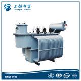 33kv Transformator van de Distributie van de Macht van 1250kVA de Olie Ondergedompelde
