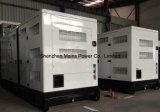 da potência à espera da avaliação de 550kVA 440kw gerador Diesel silencioso de Pekins
