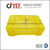 Caixa de armazenamento de plástico - Molde Jtp do Molde