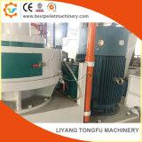 Saltos verticales tipo reductor de la máquina de fabricación de pellets de madera