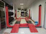 Elevador hidráulico de la elevación del alzamiento/del cargo del coche de la travesía para los coches o las mercancías