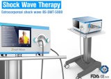 Equipamento de terapia Rswt Extracorporal Shockwave