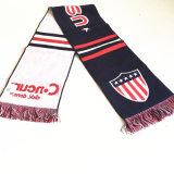 La sciarpa del randello di Soccerball personalizzata smazza la sciarpa dei ventilatori dell'acrilico della sciarpa