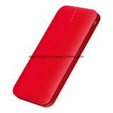 Accesorios del teléfono móvil, fuente de alimentación móvil, batería móvil portable de la potencia 10000mAh