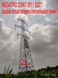 Megatro 220kv 2f11 Szc1 doppelter Kreisläuf-Tangente-Übertragungs-Aufsatz