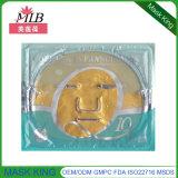 Máscara do Facial do ouro do cuidado de pele 24K