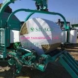 Uso da agricultura película de estiramento do envoltório da bala da ensilagem de 3 camadas