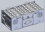 Pack de baterias de lítio de 5-60kwh para EV