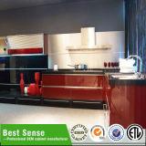 簡単な木製の食器棚の熱販売