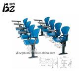 3つのシートのプラスチック公共の椅子(BZ-0357)