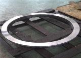 Ck45ステンレス鋼のピボットサポートのための継ぎ目が無い転送されたリングの鍛造材