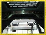 mini carregador compato do patim de Steeing da roda 100HP
