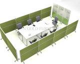 Séparateur de panneau mobile de bureau modulaire moderne salle de bon marché des diviseurs (SZ-WS258)