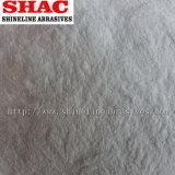 L'alumine blanc fondu pour la fabrication de meules abrasives