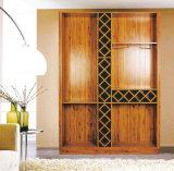 Shandong du grain du bois profilés en aluminium pour le mobilier