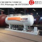 20cbm het Benzinestation van de Tank van de Steunbalk van LPG van het Benzinestation 10tons van LPG