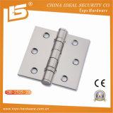 Dobradiça de porta do rolamento do aço inoxidável (DH-2525-2BB)