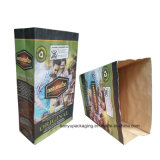 Bolsa de papel de Kraft para el carbón de leña del Bbq de la barbacoa